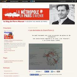 > Les devinettes du Grand Paris (I)