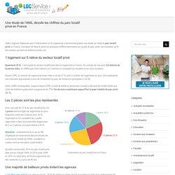 Une étude de l'ANIL dévoile les chiffres du parc locatif privé en France - Blog LocService