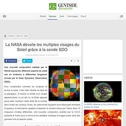 La NASA dévoile les multiples visages du Soleil grâce à la sonde SDO