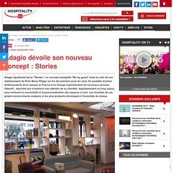 Adagio dévoile son nouveau concept : Stories