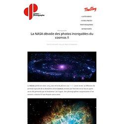 La NASA dévoile des photos du cosmos !!