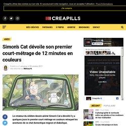 Simon's Cat dévoile son premier court-métrage de 12 minutes en couleurs