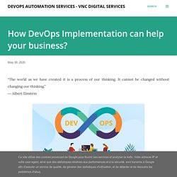 How DevOps Implementation can help your business?