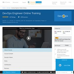 DevOps Certification Online Course