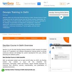 Best DevOps Training in Delhi