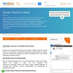 Best DevOps Training in Noida