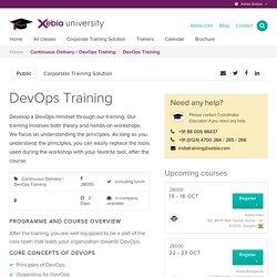 DevOps Training & certification program