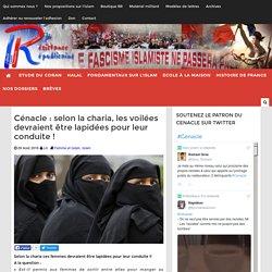 Le voile en France, est une arme politique puisque les femmes qui les portent pour provoquer des situations conflictives, agissent en désaccord avec les prescription du Coran.