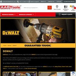 DeWALT Distributor in UAE