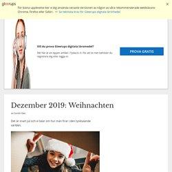 Dezember 2019: Weihnachten - Tyska 6‒9 - Gleerups