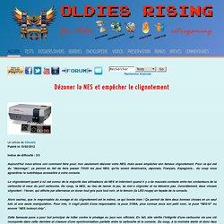 Dézoner la NES et empêcher le clignotement