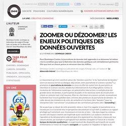 Zoomer ou dézoomer? Les enjeux politiques des données ouvertes » Article » OWNI, Digital Journalism