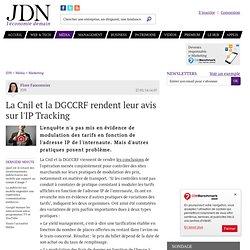 La Cnil et la DGCCRF rendent leur avis sur l'IP Tracking