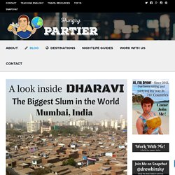 Dharavi Slum - A Look Inside India's Largest Slum