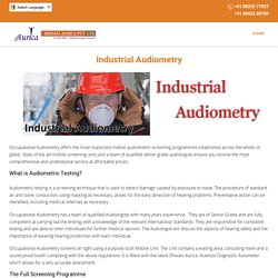 DhwaniAurica Hearing Aids and Industrial Audiometry