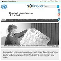 Día de los Derechos Humanos 2012