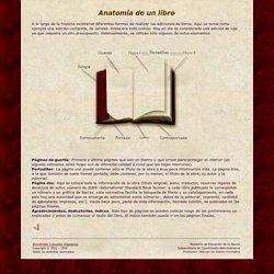 Día del Libro - Su anatomía