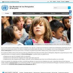 Día Mundial de los Refugiados - 20 de junio