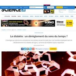 Le diabète : un dérèglement du sens du temps ?