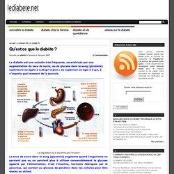 Lediabete.net Votre guide gratuit d'information sur le Diabète. Diabète Maroc