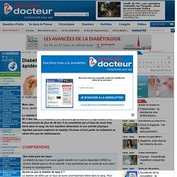 POURQUOI DOCTEUR 24/03/15 Diabète de type 2, une véritable épidémie mondiale