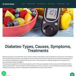 Diabetes: Everything You Need To Know