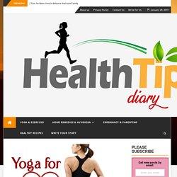 How to control diabetes with yoga- healthtipsdiary.com