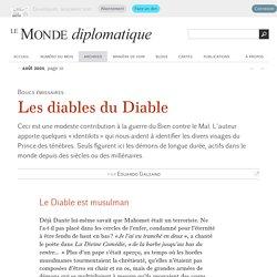 Les diables du Diable, par Eduardo Galeano (Le Monde diplomatique, août 2005)