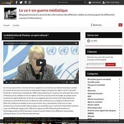 Carla Del Ponté de la commission d`enquête de l`ONU a bien précisé qu`il y avait eu une utilisation des armes chimiques par les rebelles et non du régime.