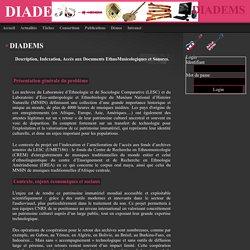 -DIADEMS