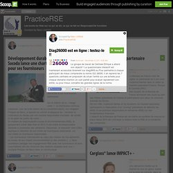 Diag26000 est en ligne : testez-le !!