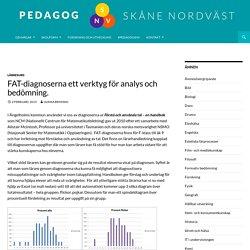 FAT-diagnoserna ett verktyg för analys och bedömning.