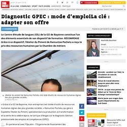 Diagnostic GPEC : mode d'emploiLa clé : adapter son offre