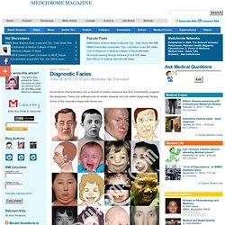 Diagnostic Facies
