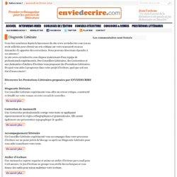 Diagnostic Littéraire