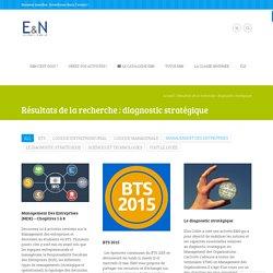 You searched for diagnostic stratégique