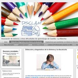 DISCLAM: Detección y diagnóstico de la dislexia y la discalculia