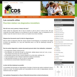 CDS Diagnostics Immobilier