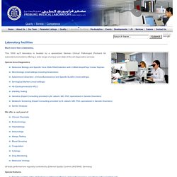 Diagnostic Medical Laboratory in Dubai