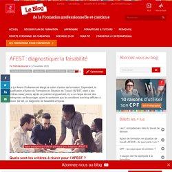 AFEST : diagnostiquer la faisabilité