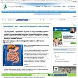 Comment diagnostiquer la prolifération bactérienne intestinale ?