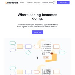 Online Diagram & Flowchart Software, Collaboration Tool | LucidChart
