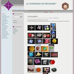 Diagrammes - La chronique de Mélisande*