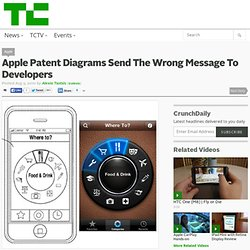 Apple Patent Diagrams Send The Wrong Message To Developers