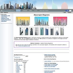 Diagrams - SkyscraperPage.com