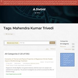 Mahendra Kumar Trivedi & his Biofield Science Experiments