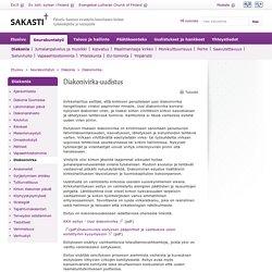 Sakasti.evl.fi - Suomen ev.lut. kirkko