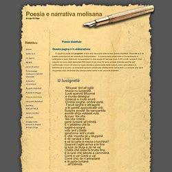 dialettale - Poesia e narrativa molisana