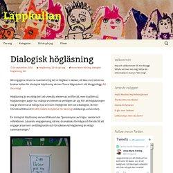 Dialogisk högläsning
