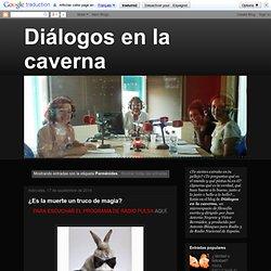 Diálogos en la caverna: Parménides